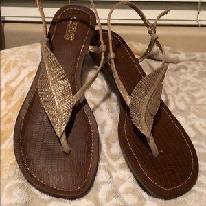 Carlos Santana Tandy 2 sandals